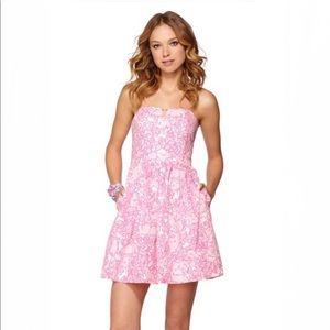 Lilly Pulitzer Richelle Strapless Dress